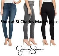 Jessica Simpson Ladies' High-Rise Skinny Jean, SELECT COLOR / SIZE, Jeans, NWT