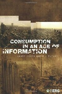 Consumption in an Age of Information  New Book