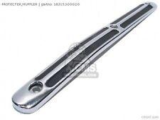 HONDA CB 750 Forno - Griglia protezione per tubo di scarico ORIGINE