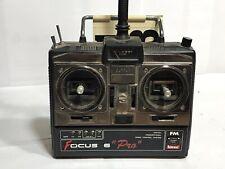 Hi-tec Focus Pro 6 Vintage RC Controller