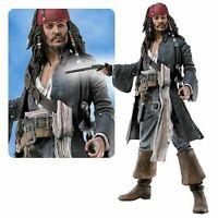"Capt. Jack Sparrow Pirates of the Caribbean Dead Man's Chest Disney 18"" W/ Sound"