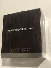 Authentic Sealed Kenneth Cole Signature Cologne 3.4 oz/100 ml EDT Spray for MEN