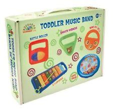 Hohner Kids Toddler Music Band , New, Free Shipping