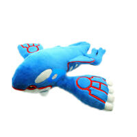 "30cm 12"" Kyogre Plush Animation Toy Soft Doll Stuffed Plush collect Doll Gift"