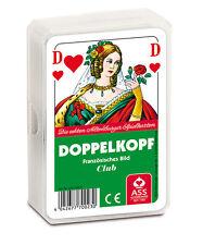 Kartenspiel Doppelkopf französisches Bild Im