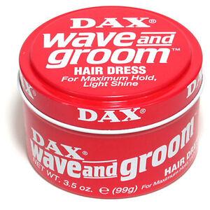 DAX Wave and Groom Hair Dress