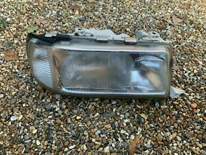 AUDI 80 B4 COUPE CABRIOLET CONVERTIBLE FRONT RIGHT DRIVER SIDE HEADLIGHT LAMP