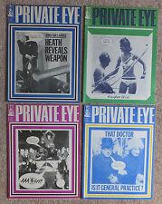 March Private Eye History & Politics Magazines