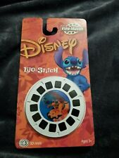 Lilo & Stitch Disney View Master Reels New In Package Rare
