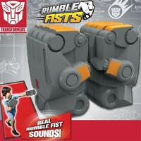 Transformers Age of Extinction - Rumble Fists with Sound - 23360 - New