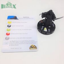 Heroclix Lord of the Rings set Nazgul #101 Limited Edition figure w/card!