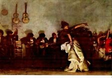 1946 A MAGAZINE PRINT ART El Jaleo by John Singer Sargent