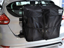 Ford Focus Roof Box - Unique Alternative 30% More Boot Space