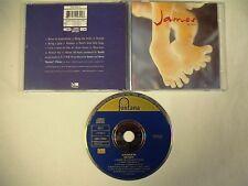 JAMES  Seven  CD