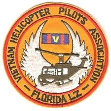 Vietnam Helicopter Pilots Ass Florida LZ US Army, Air Force Navy & USMC 4 in
