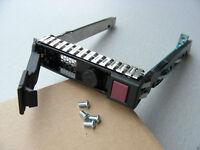 """HP G9 Gen8 651687-001 2.5"""" SFF SAS SATA HDD Tray Caddy 651699-001 DL380p G8"""