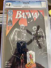 Batman #456 CGC 9.8
