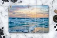 Beach iPad Pro 9.7 10.5 11.4 12.9 Smart Cover Ocean iPad Air 3 Mini 5 2019 Case