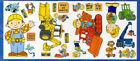 BOB THE BUILDER wall stickers 23 big decals trucks Scoop Muck Wendy cat decor