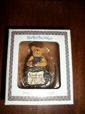Boyds Collection Basketbearies Stitch #24702/Nib