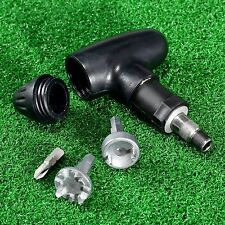Golf Shoes Cleats Spike Stinger Ratcheting Removel Wrench & Phillips Screw Tips