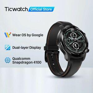 Smartwatch Ticwatch Pro 3 GPS Wear OS 4100 Dual Display Snapdragon 8GB