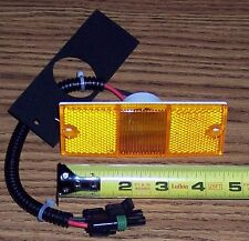 DIALIGHT AMBER LED MARKER CLEARENCE LIGHT 45 SERIES RV NEWELL GMC COACH RV - new