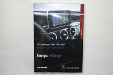 Garmin ® Map Navi Start SD Card 2017  orginal Mercedes Benz karminrot  viele PKW