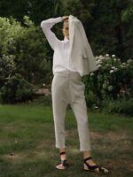 Viktoria & Woods   Fenway Drop Pant   Size 1/AU 8   RRP $230   NWOT