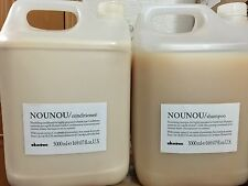 DAVINES NOUNOU ILLUMINATING SHAMPOO AND CONDITIONER 5000ML SET