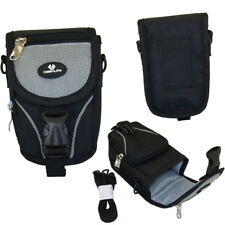 Large Digital Camera Case Bag for Olympus Tough TG-4 TG-830 TG-835 TG-850 TG-860