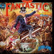 ELTON JOHN - Captain Fantastic & Brown Dirt Cowboy CD *NEW* The Classic Years