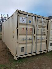 Shipping Containers 20'GP, 4 avail, near new, var colours, lock boxes, Brisbane