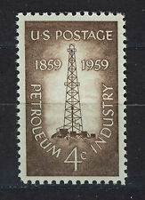 ESTADOS UNIDOS/USA 1959 MNH SC.1134 Petroleum Industry