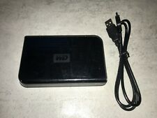 WD My Passport Essential 500GB USB 2.0 External Hard Drive WDME5000 with Case