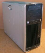 HP Workstation XW 8200 2x 3400DP 3.4GHz 4GB RAM 560GB HDD Quadro FX1400 DU935AV