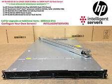 HP DL160 G5 SE 2x L5420 16GB SC40Ge 1x 500W 4LFF 1U Rack Server