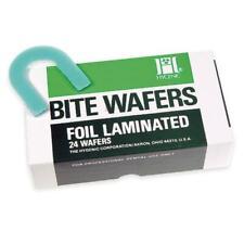 Hygenic 00825 Bite Wafers Foil Laminated Blue Articular Wax Coltene