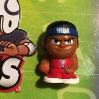 "NBA Teenymates Basketball Series 2 - Los Angeles LA Clippers Mini Figure 1"""