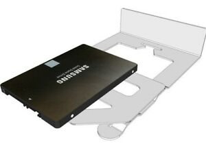 2x MAC SSD Adapter Hard Drive 2.5 TO 3.5 Sled Caddy - Mac Pro A1289 with Screws