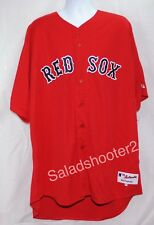 Boston Red Sox Authentic Majestic Jersey New with Tags Mens Size 60 $200 Retail