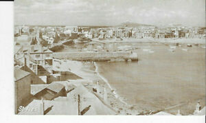 Cornwall St Ives Harbour        272