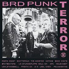 BRD punk terrore 4 Sampler CD (2002 Nasty VINILE) NUOVO!