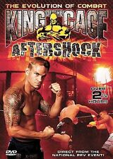 King of the Cage: Aftershock DVD***NEW***