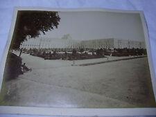 """c1880s 2 x VERSAILLES PARIS 10½"""" x 8"""" Original ALBUMEN PHOTOS"""