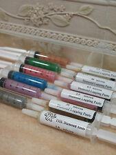 12 pieces THK 5 gram Diamond polishing lapping paste pastes compound set NEW