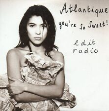 ★☆★ CD Single  ATLANTIQUE You're so sweet 2-track card sleeve   ★☆★