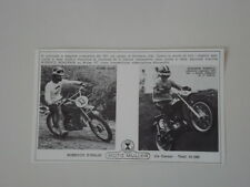 advertising Pubblicità 1971 MOTO MULLER GT 50 CROSS COMPETIZIONE