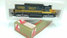 Locomotive diesel LIMA   Lehigh Valley USA HO
