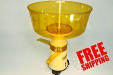 New Milk Cream Electric Centrifugal Separator Machine 100lh Worldwide